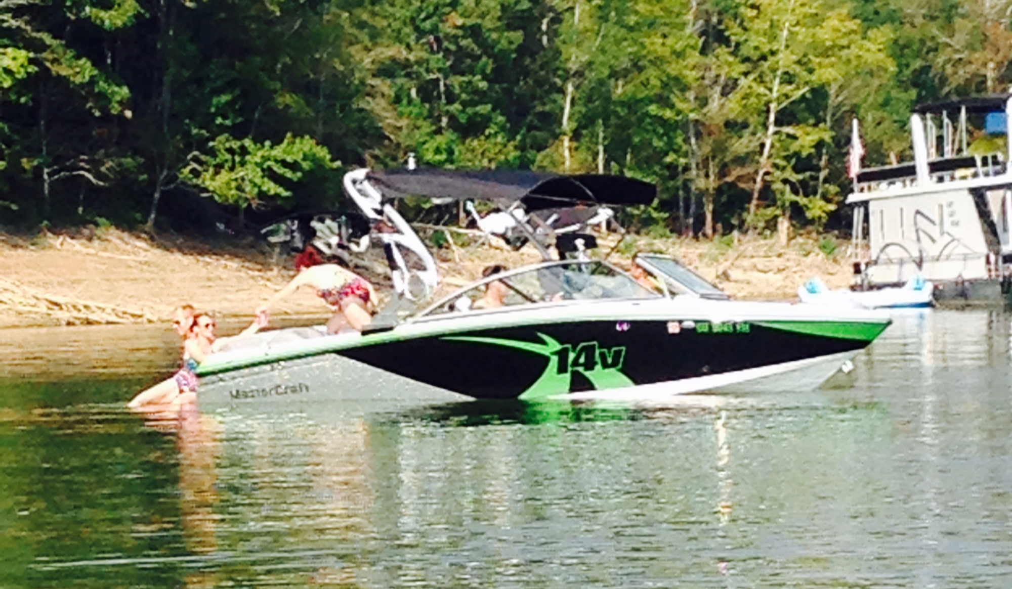 Happily Divorced Mastercraft X14