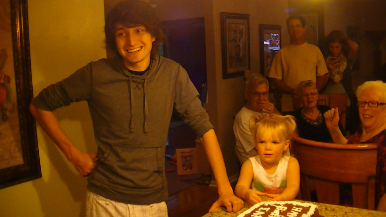 Co-parenting and Birthdays
